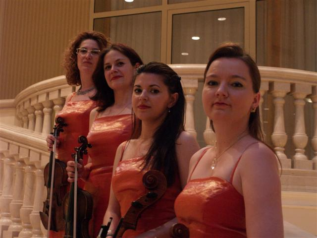 Sempre Quartett - Romanian strings quartet